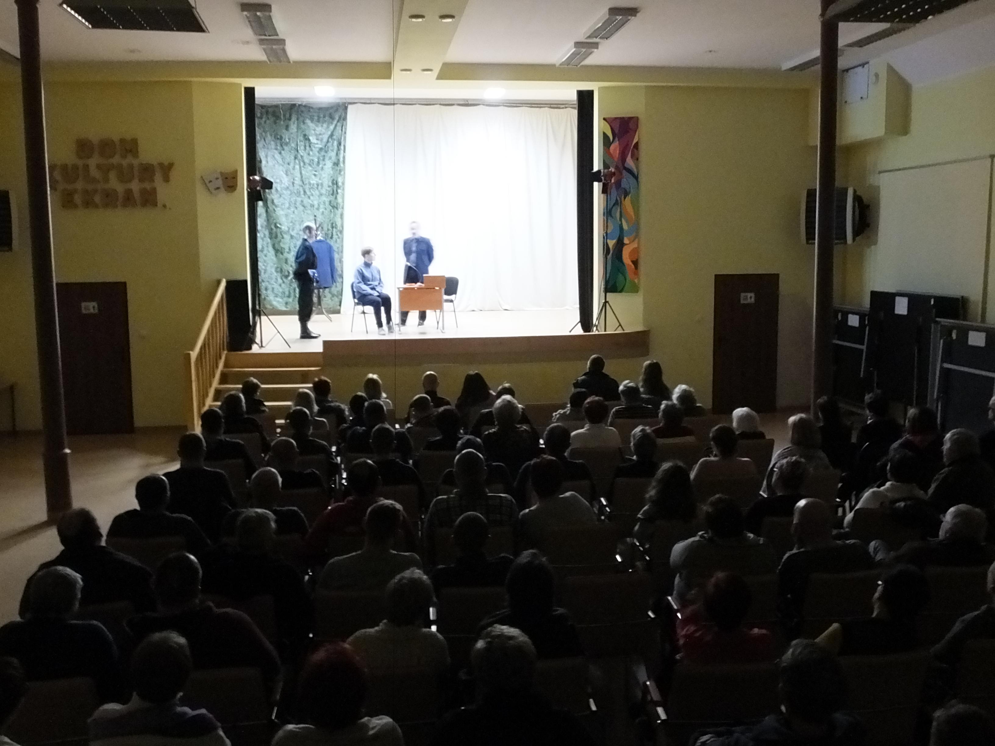 Spektakl Teatru Karawana